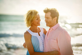 Try marriage counseling for a happier and more loving relationship.