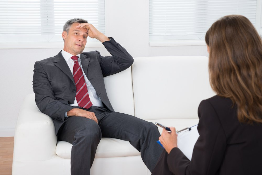Counseling for men