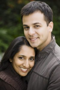 Young couple after attending marriage counseling in Mission VIejo