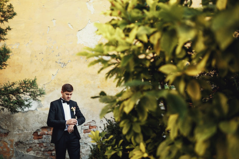 Groom wonders if he should have gone to premarital counseling